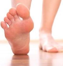Lopende voeten